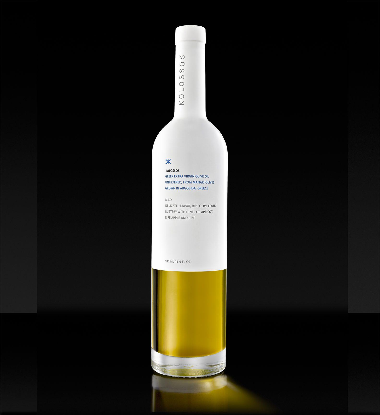 Kolossos Mild Greek olive oil food entertaining in the pursuit