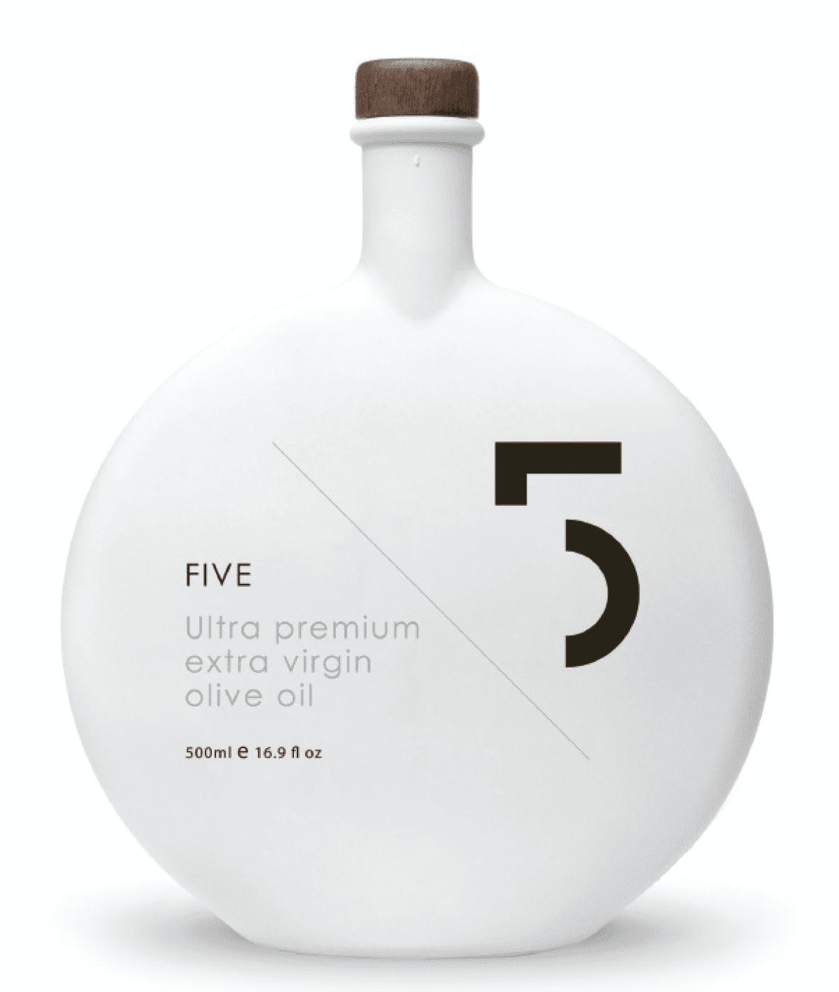 5 ultra premium extra virgin olive oil