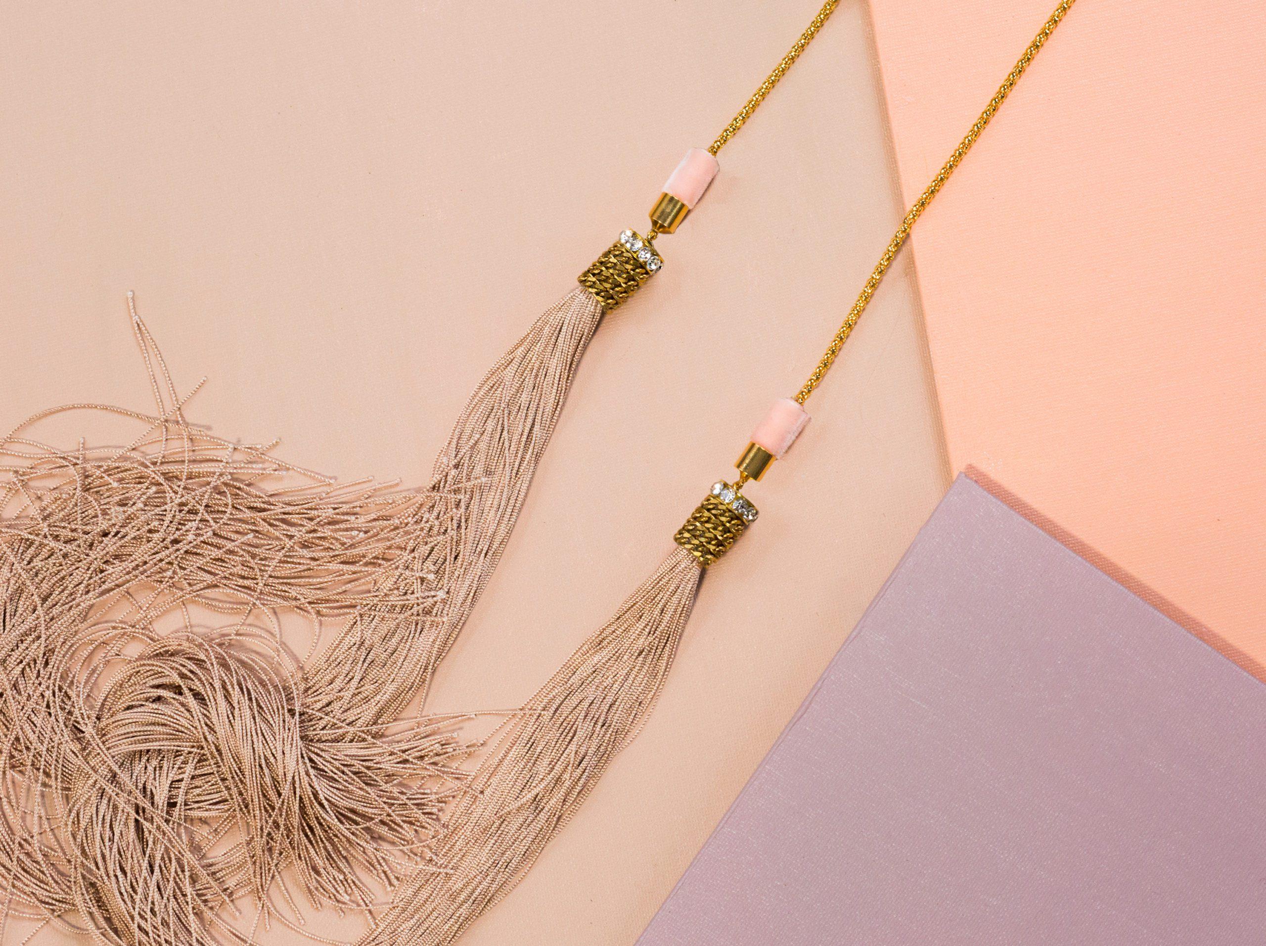 Jardin Blush mimilore travel jewelry wear in the pursuit