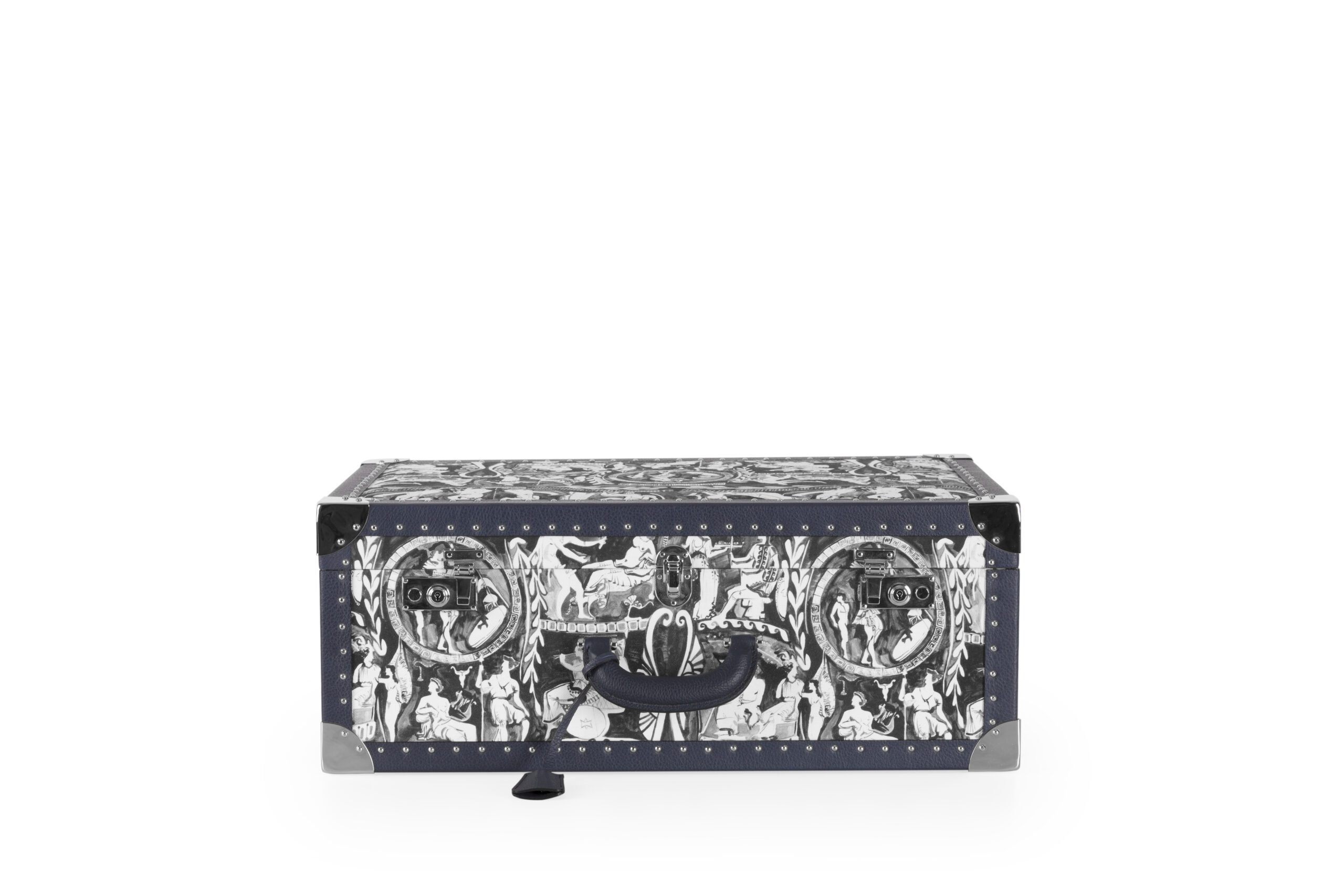 Grecian Urns Trunk Voutsa travel luggage italy dwell in the pursuit