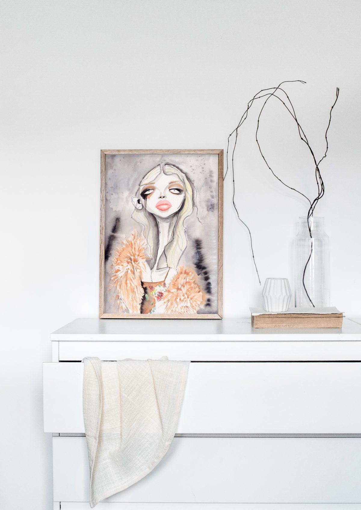 The minx jamie lee reardin artist art fashion design dwell in the pursuit