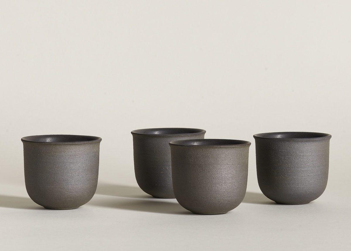 Brave Matter Twilight handmade in the pursuit ceramic pottery